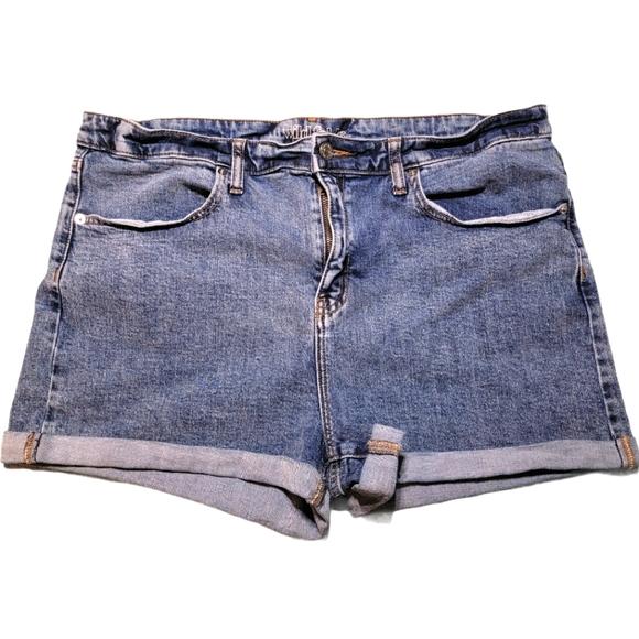 Wild Fable Denim Shorts.